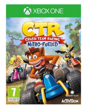 Crash Team Racing Nitro Fueled Xbox One IŠLEIDIMAS 06.21