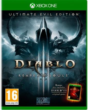 Diablo III Reaper Of Souls Xbox One NAUDOTAS