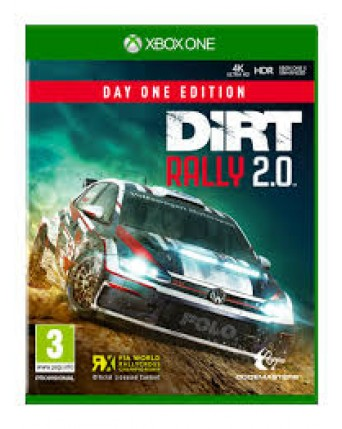 Dirt Rally 2.0 Day One Edition Xbox One NAUJAS