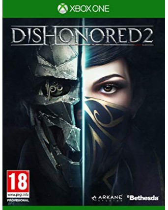 Dishonored 2 Xbox One NAUDOTAS