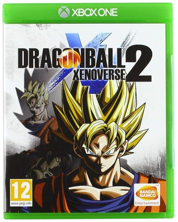 Dragon Ball Xenoverse 2 Xbox One NAUDOTAS