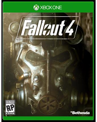 Fallout 4 Xbox One NAUDOTAS