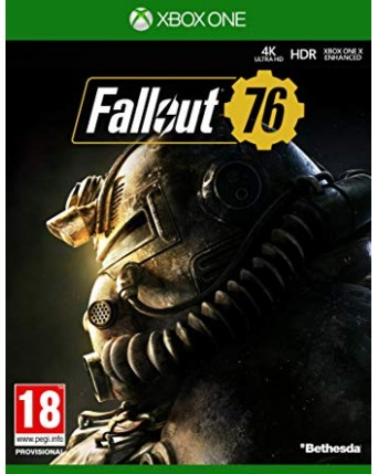Fallout 76 Xbox One NAUJAS