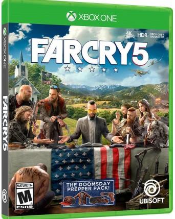 Far Cry 5 Xbox One NAUDOTAS