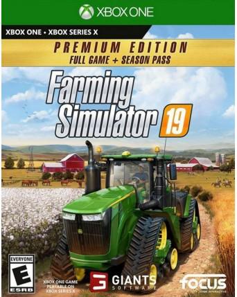 Farming Simulator 19 Premium Edition Xbox One NAUJAS