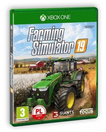 Farming Simulator 19 Xbox One NAUJAS