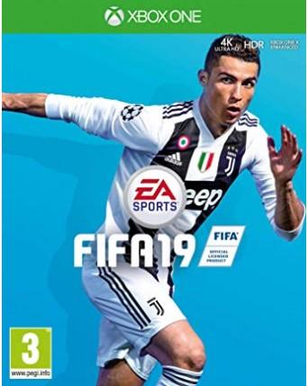 Fifa 19 Xbox One NAUJAS