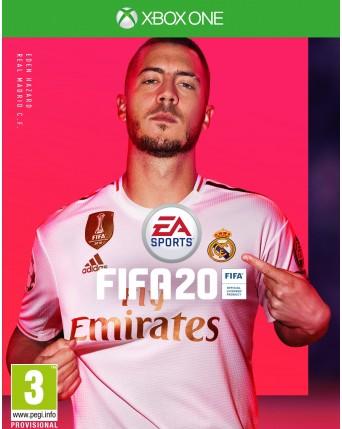 Fifa 20 Standart Edition Xbox One NAUJAS IŠLEIDIMAS 09.27