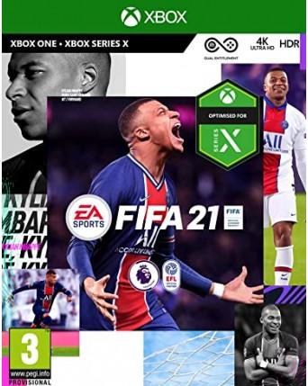 Fifa 21 Xbox One NAUDOTAS