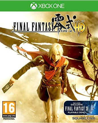 Final Fantasy TYPE - 0 HD Xbox One NAUDOTAS