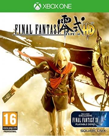 Final Fantasy TYPE - 0 HD Xbox One NAUDOTAS