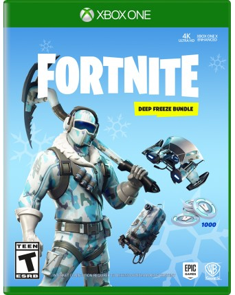 Fortnite Xbox One NAUJAS