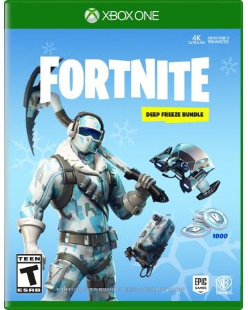 Fortnite Xbox One NAUJAS