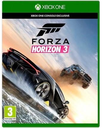 Forza Horizon 3 Xbox One NAUDOTAS