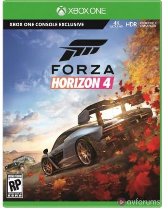Forza Horizon 4 Xbox One NAUJAS