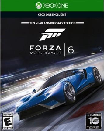 Forza Motorsport 6 Xbox One NAUDOTAS