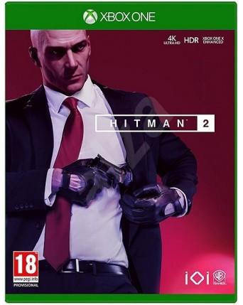 HItman 2 Xbox One NAUDOTAS