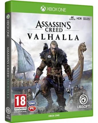 Assassins Creed Valhalla Xbox One NAUDOTAS