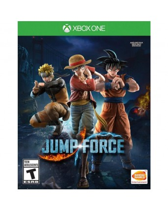 Jump Force xbox one NAUDOTAS