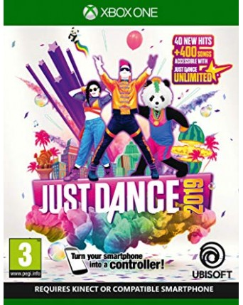 Just Dance 2019 Xbox One NAUJAS