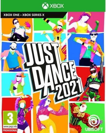 Just Dance 2021 Xbox One NAUJAS