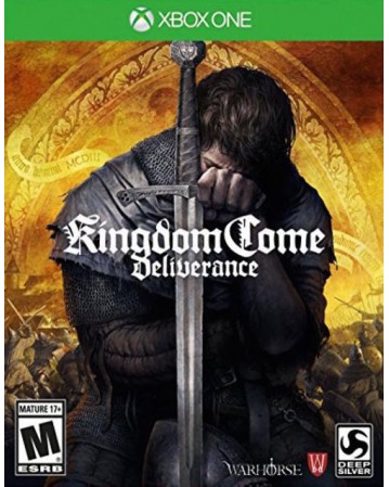 Kingdom Come Deliverance Xbox One NAUJAS