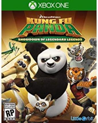 Kung Fu Panda Xbox One NAUDOTAS