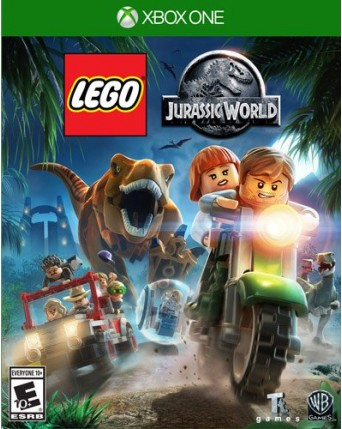 Lego Jurassic World Xbox One NAUDOTAS