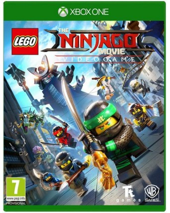 Lego The Ninjago Movie Videogame Xbox One NAUDOTAS