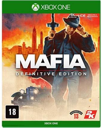 Mafia Definitive Edition Xbox One NAUJAS