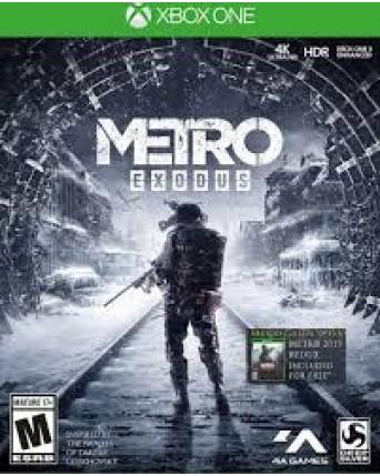 Metro Exodus Xbox One NAUJAS