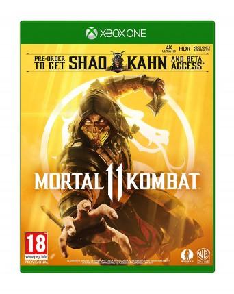 Mortal Kombat 11 Xbox One NAUJAS