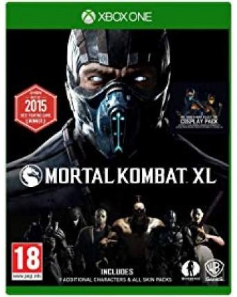 Mortal Kombat XL Xbox One NAUDOTAS