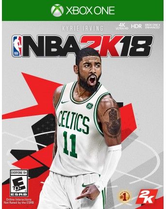 NBA 2K18 Xbox One NAUDOTAS