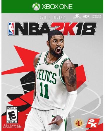NBA 2K18 Xbox One NAUDOTAS