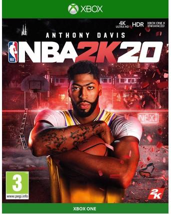 NBA 2K20  Xbox One NAUJAS
