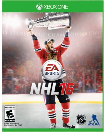 NHL 16 XBOX ONE NAUDOTAS