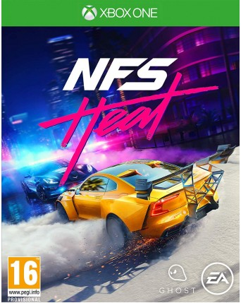 Need For Speed Heat Xbox One NAUDOTAS