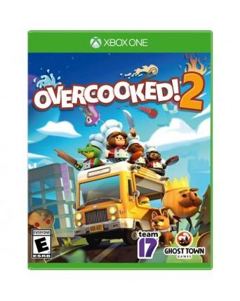 Overcooked 2 Xbox One NAUJAS