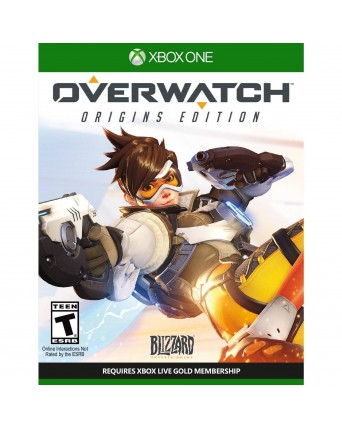 Overwatch Origins Edition Xbox One NAUDOTAS