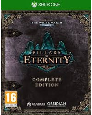 Pillars Of Eternity Xbox One NAUDOTAS