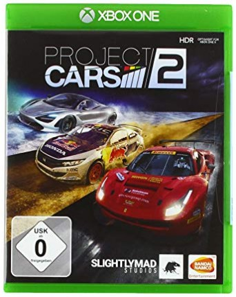 Project Cars 2 Xbox One NAUDOTAS