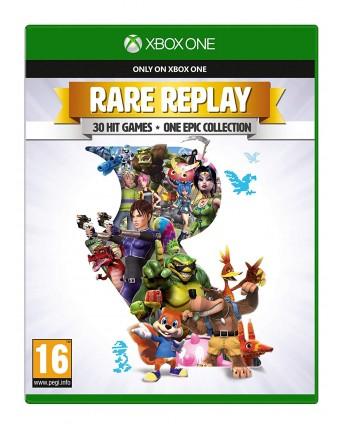 Rare Replay Xbox One NAUDOTAS