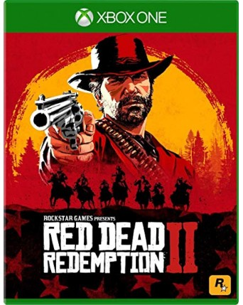 Red Dead Redemption Xbox One NAUJAS