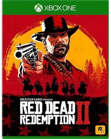 Red Dead Redemption II Xbox One NAUDOTAS