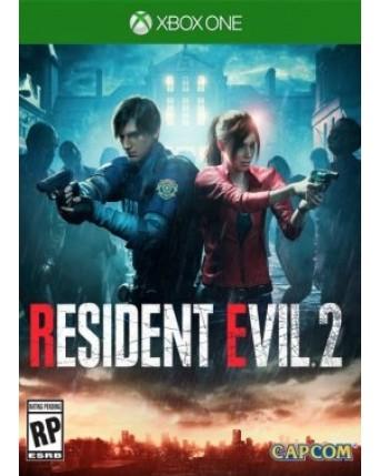 Resident Evil 2 Xbox One NAUJAS
