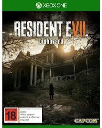 Resident Evil VII Biohazard Xbox One NAUDOTAS