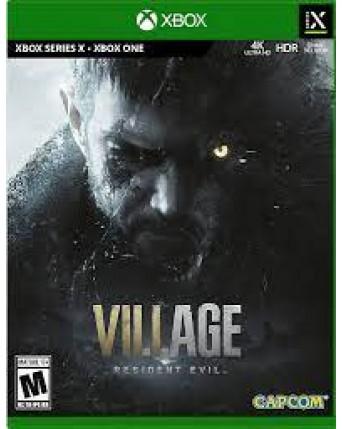 Resident Evil Village Xbox One NAUJAS
