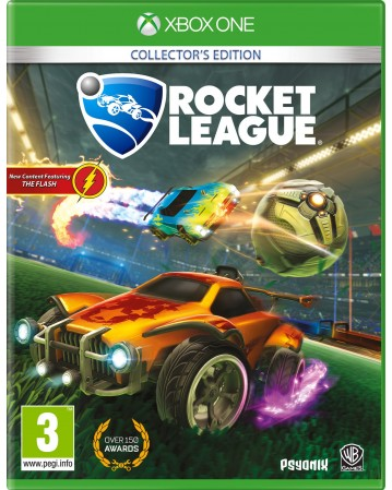 Rocket League Xbox One NAUDOTAS