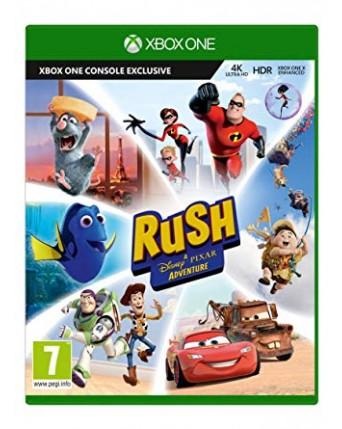 Rush Disney Pixar Adventure Xbox One NAUJAS
